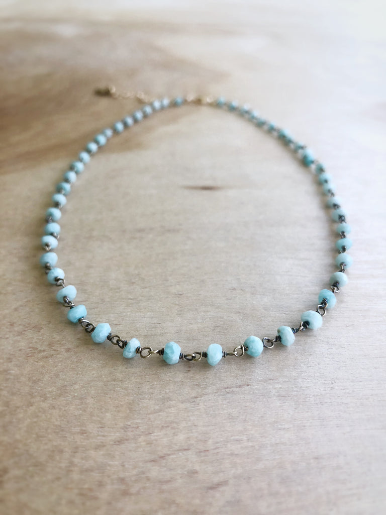 Treasured turquoise set