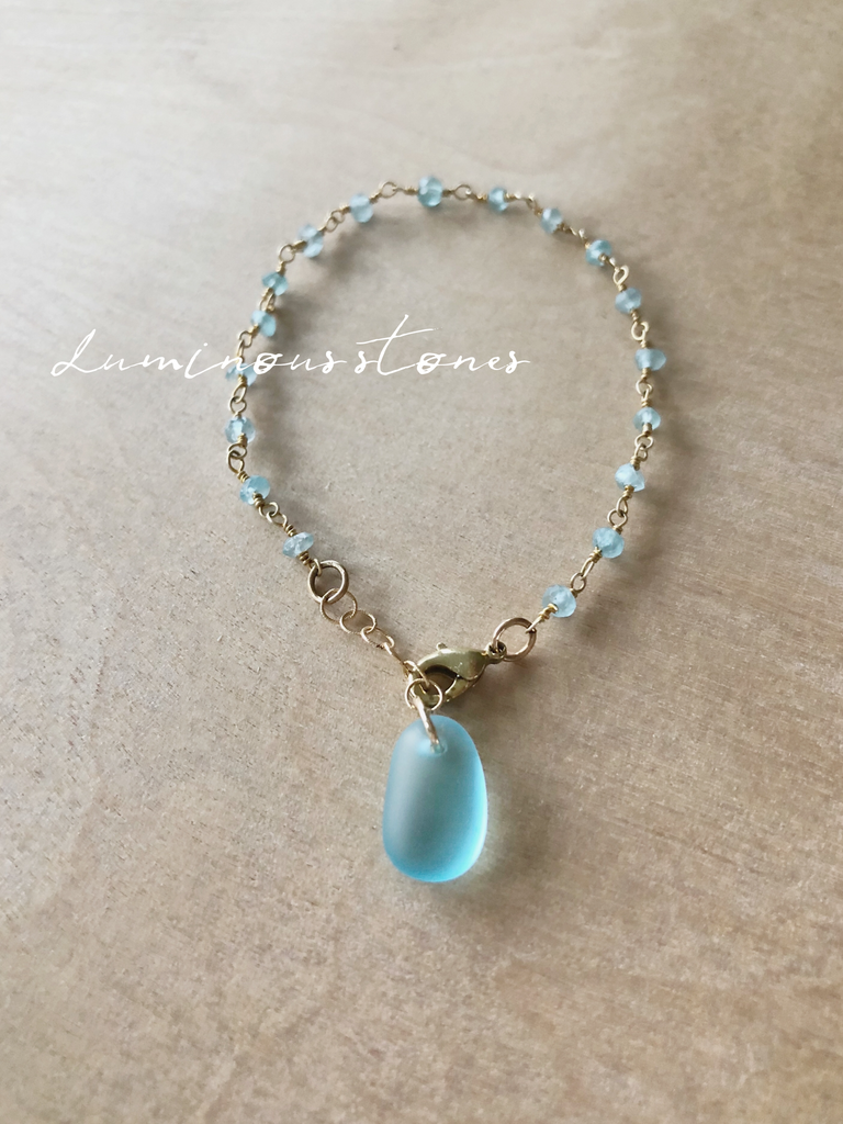 Luminous Stones bracelet