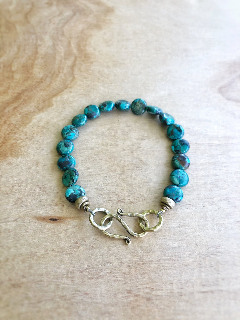 Timeless Turquoise set