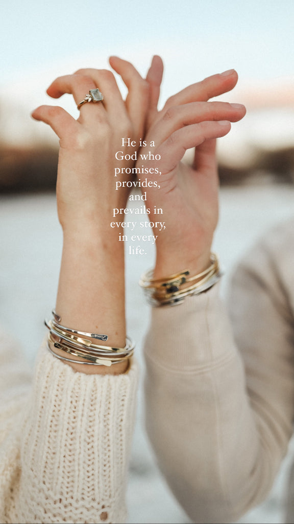 Promise. Provide. Prevail.