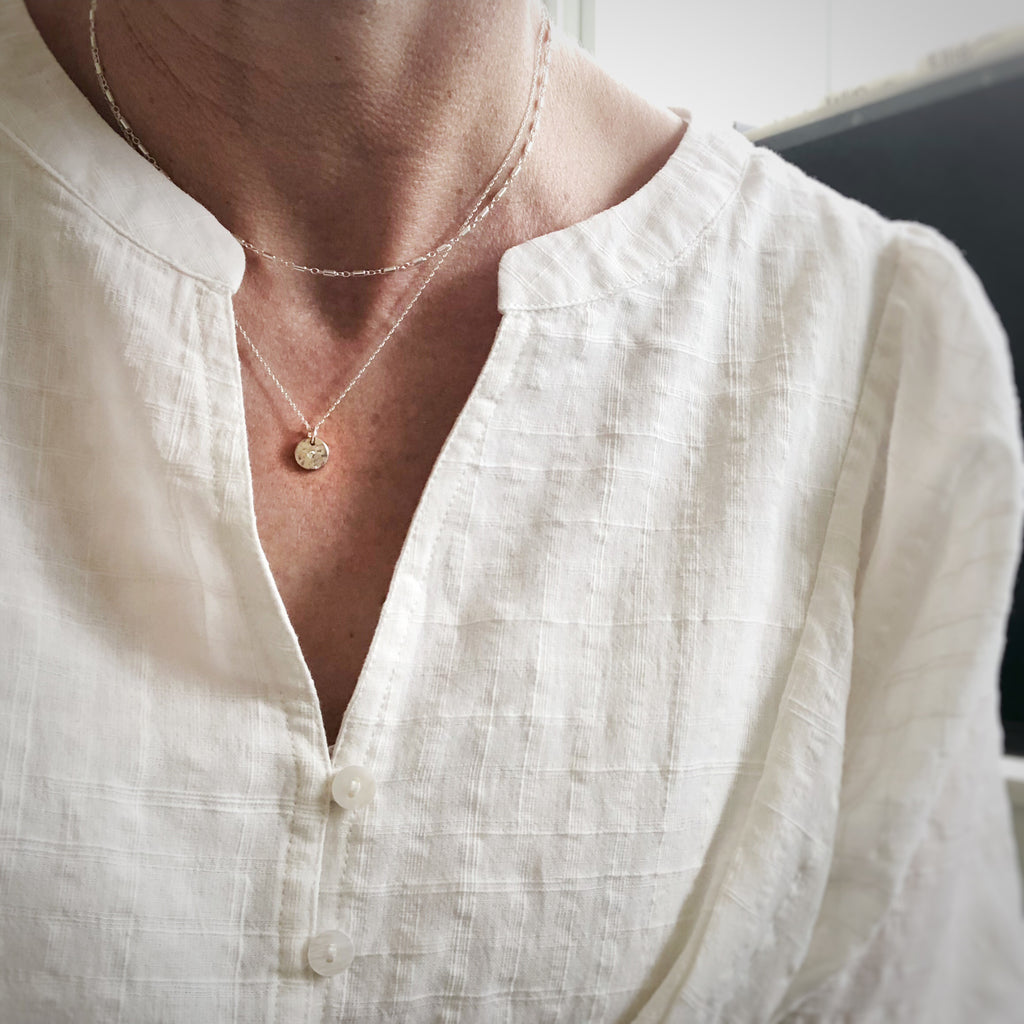 DAY BY DAY necklace