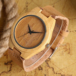 Montre en Bois <br/> Shadow Skull