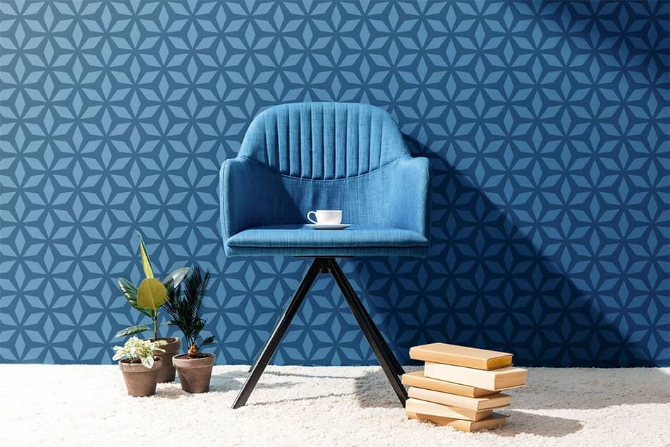Nine Wallpapers That Use Pantone Color 2020: Classic Blue!