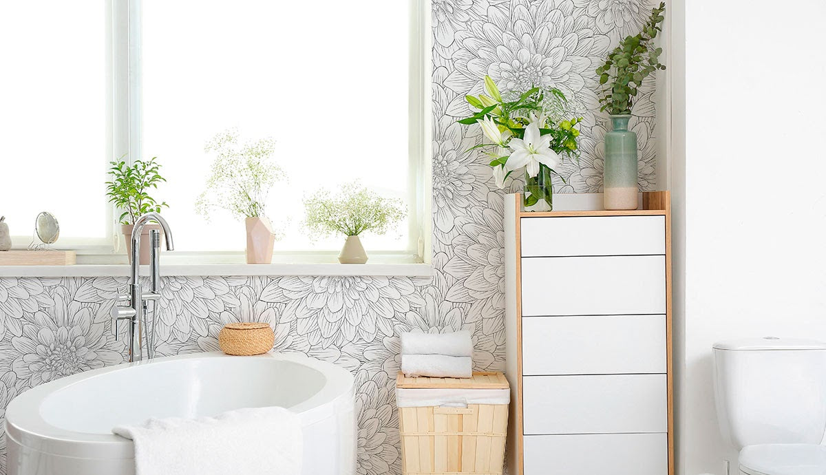 Easy Decorating Ideas For Summers Houses   Walls By Me