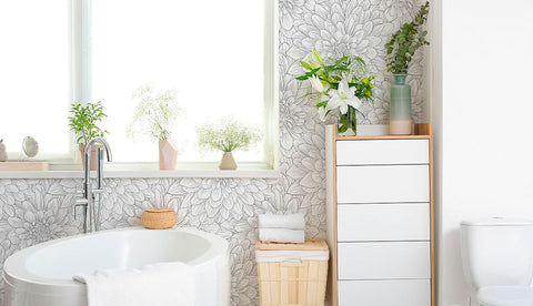 Easy Decorating Ideas For Summers Houses | Walls By Me