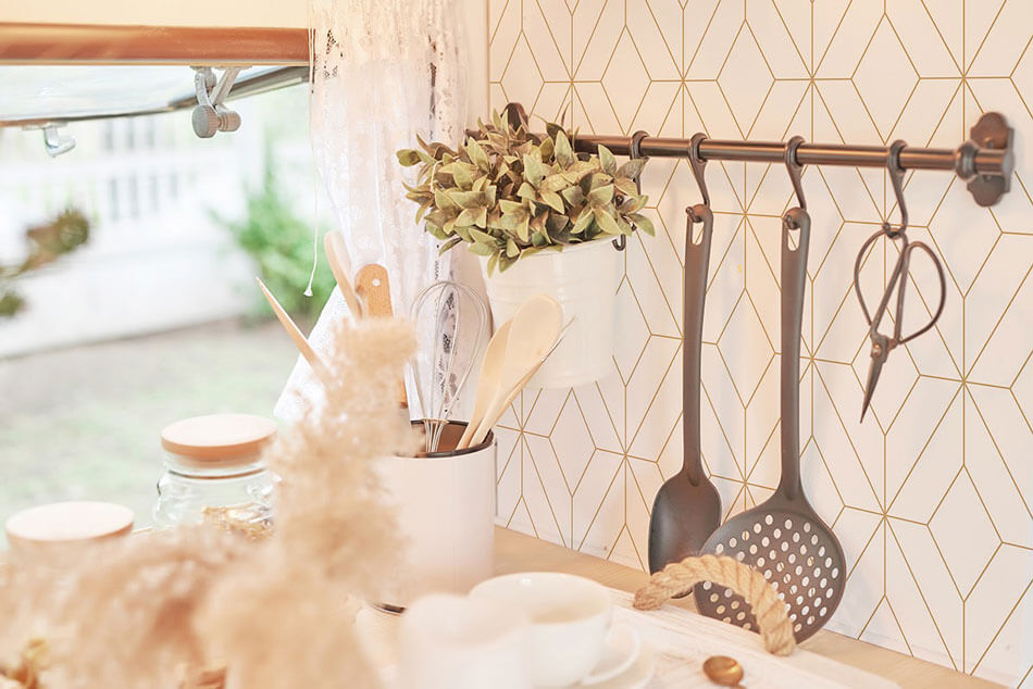 Yellow Lattice Peel and Stick Removable Wallpaper 7308