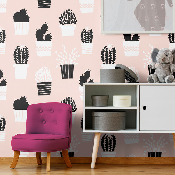 Girls bedroom wallpaper ideas by age – Walls By Me