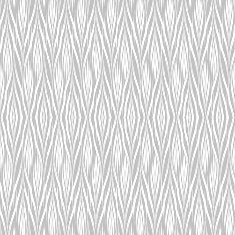 Grey Weave Peel and Stick Removable Wallpaper 5300