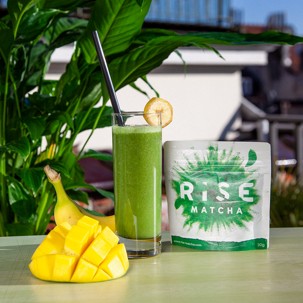 Rise Matcha Fruits Smoothie