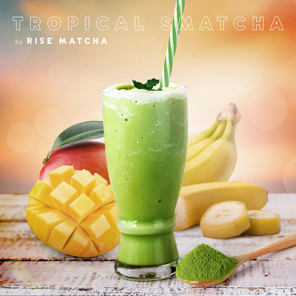 Tropical Smatcha