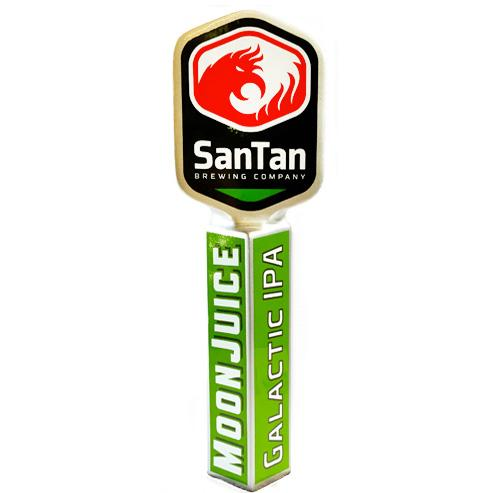 MoonJuice IPA SanTan Brewing Tap Handle
