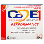 ENADA, The Energizing Co-Enzyme, Performance, 10 mg, 30 Lozenges