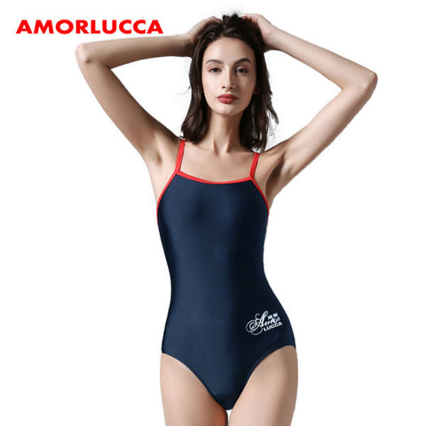 Amorlucca Women Swimsuit Solid 5 Pieces / Bag
