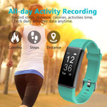 Fitness Trackers HR IP67 Waterproof GPS Remote Camera Smart Wristband, Multiple Sports, Bluetooth Pedometer For Men, Women, And Kids 1 Unit / Package