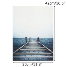 Load image into Gallery viewer, Australian Ocean Pier Canvas