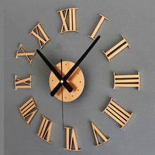 Load image into Gallery viewer, Roman Wall Clock