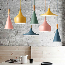 Load image into Gallery viewer, Contemporary Nordic Pendant Light