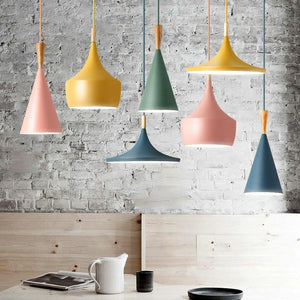 Contemporary Nordic Pendant Light