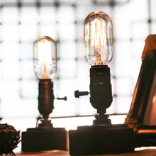 Load image into Gallery viewer, Industrial Retro Dimmable Desk Lamp