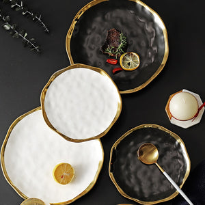Elemental™ Black -  Ceramic Dinnerware