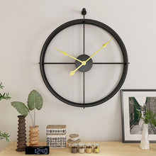 Load image into Gallery viewer, Minimalist Framed Wall Clock