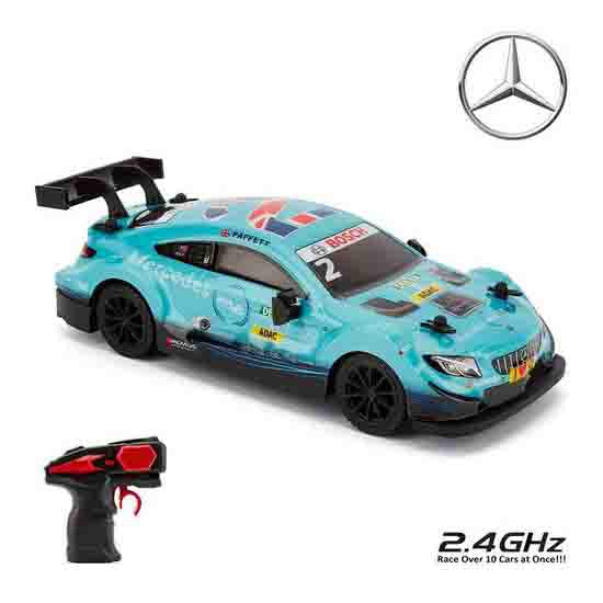 CMJ RC Cars™ Mercedes AMG C63 DTM Officially Licensed Remote Control 1:24