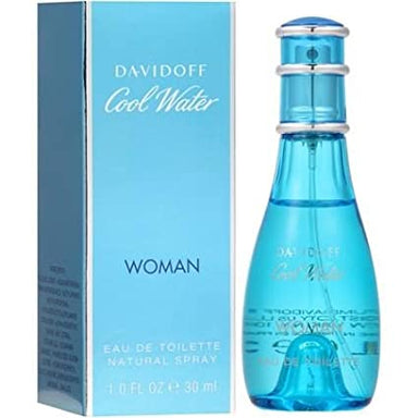 Cool Water Woman EDT Spray