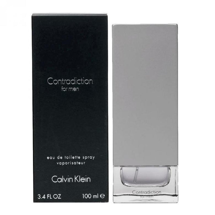 Contradiction Men EDT Spray 100ml