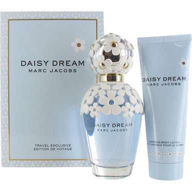 Daisy Dream Gift Set 100ml EDT + 75ml Body Lotion (Damaged Box)