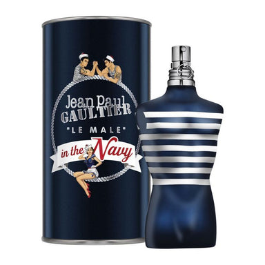 Le Male In The Navy EDT Spray 125ml