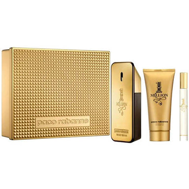 1 Million EDT 100ML, Shower Gel 100ML & EDT 10ML