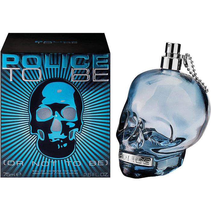 Police To Be (Or Not To Be) Man EDT Spray 75ml