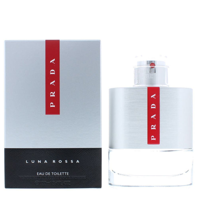 Luna Rossa EDT Spray 100ML (Damaged box)