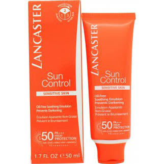 Sun Control Face Protection Cream SPF50 50ml