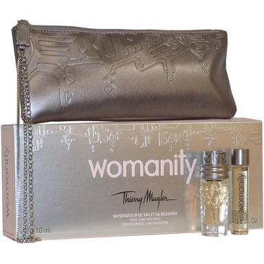 Womanity EDP Spray 10ml & Bag