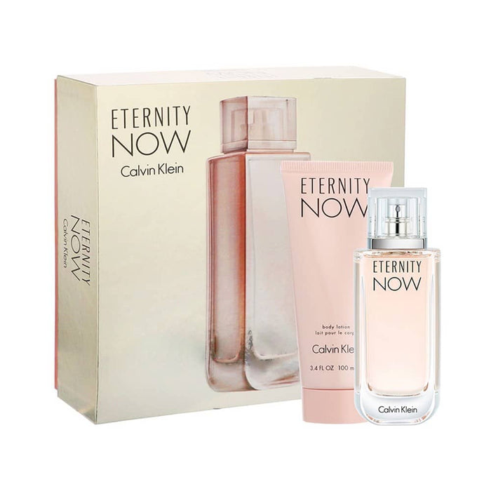 Eternity Now EDP Gift Set 50ml