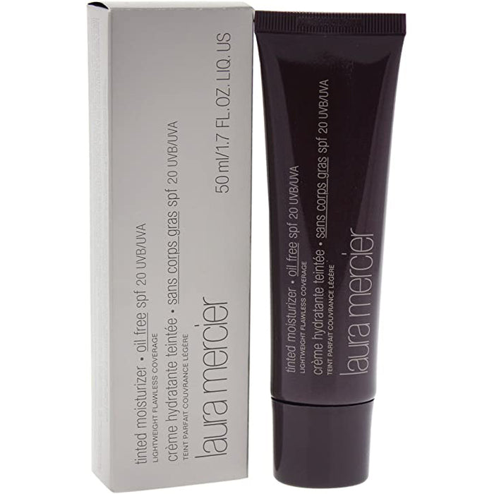 Tinted Moisturiser SPF 20 - Oil Free, Walnut