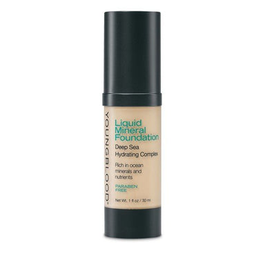 Liquid Mineral Foundation (30ml)