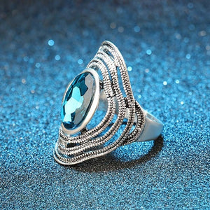 Big Kahuna Wave Ring