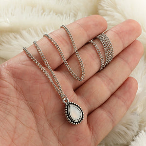 Bohemian Water Drop Necklace