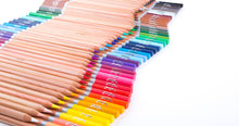 "Load image into Gallery viewer, Set of 12 watercolor pencils ""White Nights"", cardboard box"