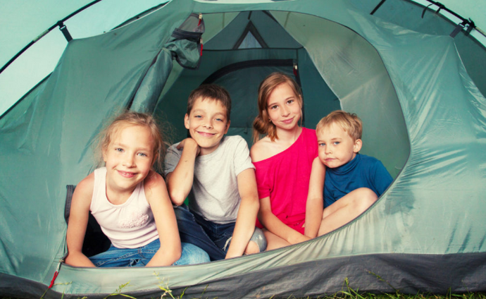 The Benefits of Camping with Your Kids