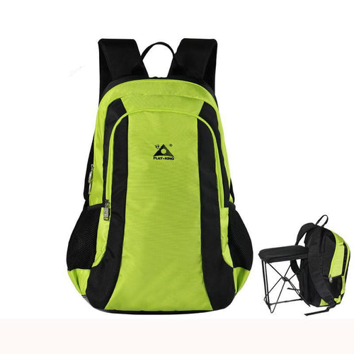 Waterproof Backpack and Folding Chair