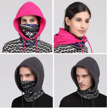 Load image into Gallery viewer, Winter hoodie for outdoor activity for Kids and Adults