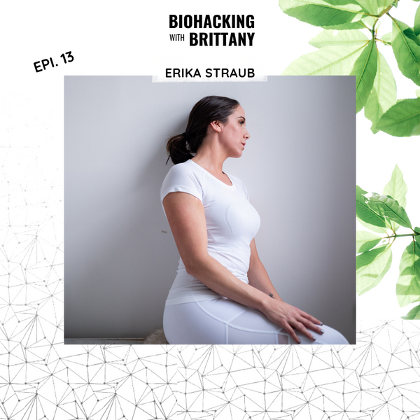 Living With Anxiety by Creating the Observer, Implementing Specific Nutrition and Exercises, and Healing Guilt and Shame, Erika Straub