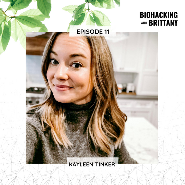 Biohacking Fertility: How to Support Your Cycle, Increase Pregnancy Chances, Monthly Cycle Syncing, Seed Cycling, EMF's and Their Role in Fertility, Kayleen Tinker