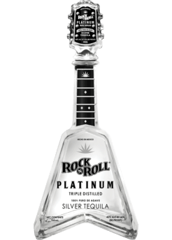 Tequila Rock&Roll Platinum 750ml