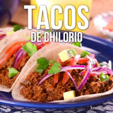 Chilorio 410g - Great for Tacos!