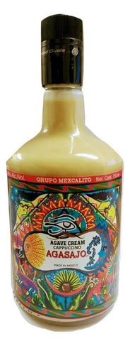 Mezcal Cream 750ml