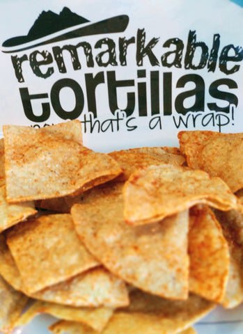 Corn Tortilla Chips - Totopos